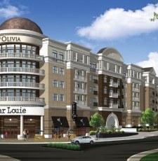 The Olivia on Main Luxury Residence & Shoppes