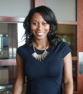 Jasmin Shaheed-Young, Business Development Manager at Keystone