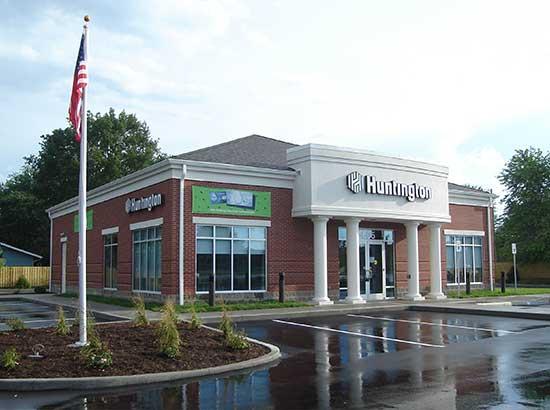 Image result for huntington bank branch