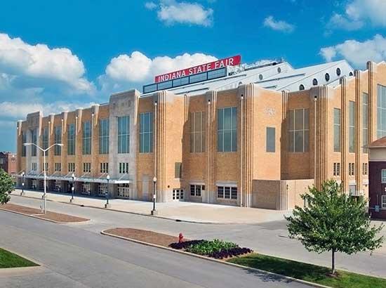 Indiana State Fair Coliseum
