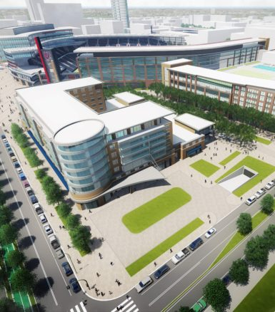 Eleven Park; a Transformational Neighborhood Development for Indianapolis unveiled
